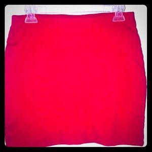 Express Skirt- Pink Medium